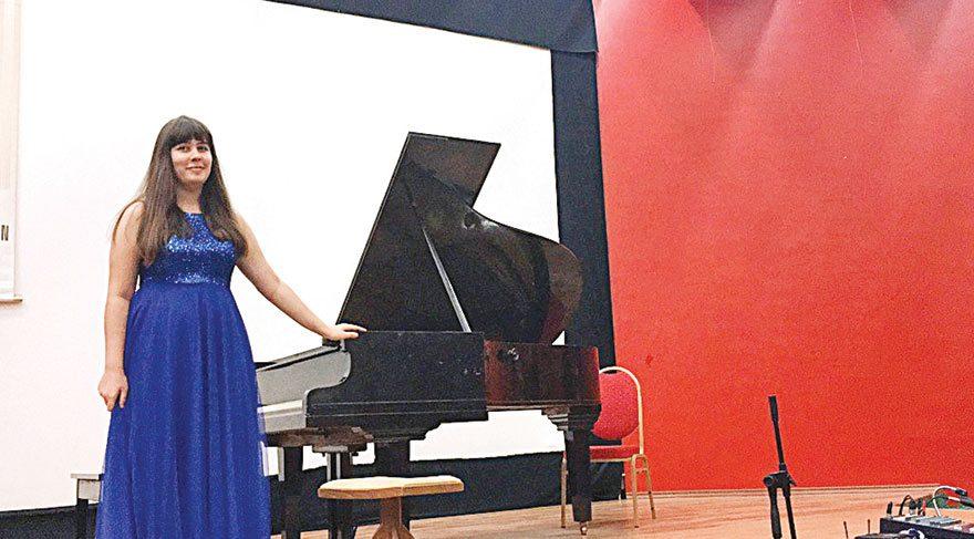 Genç piyanistlerin büyük başarısı