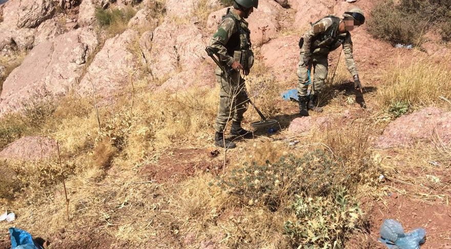 İşte Hakkari'de bugüne kadar etkisiz hale getirilen PKK'lı sayısı