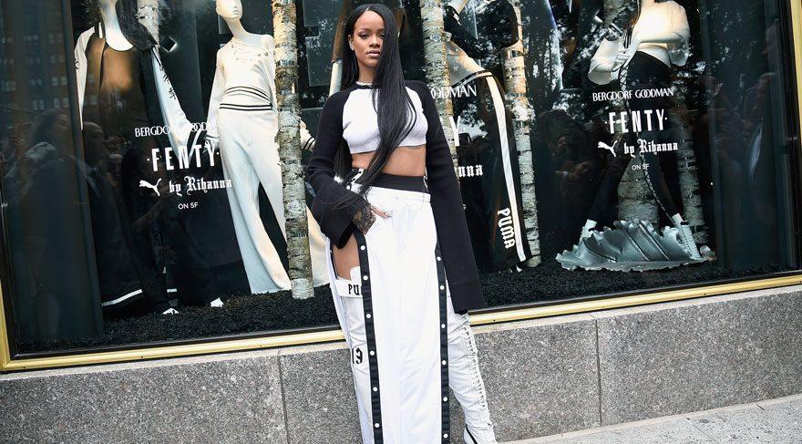FENTY PUMA by Rihanna Collection Lansmanı gerçekleşti
