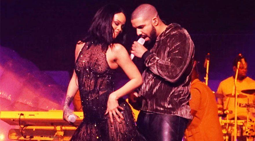 Rihanna'dan sevgiliye özel dövme