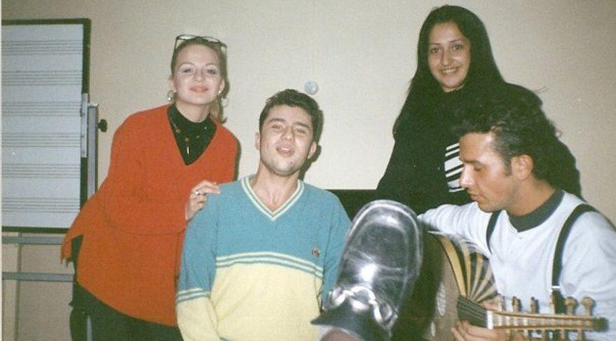 Onur Akay, Seda Üren'in yıllar önceki fotoğraflarını paylaştı