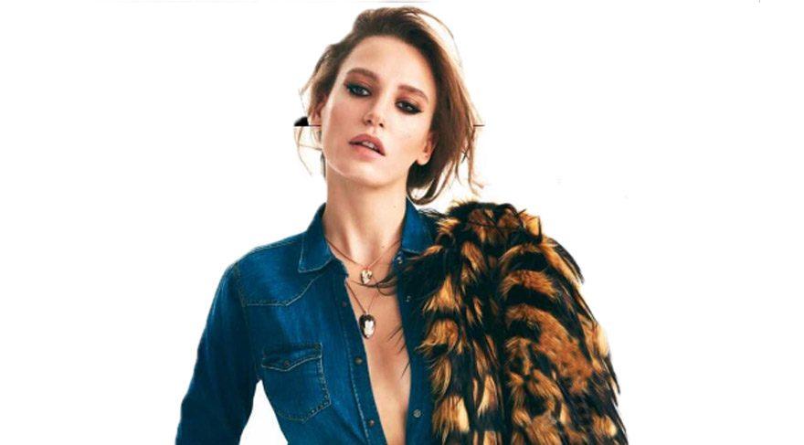 Serenay Sarıkaya Harper's Bazaar Ekim sayısı kapağında!
