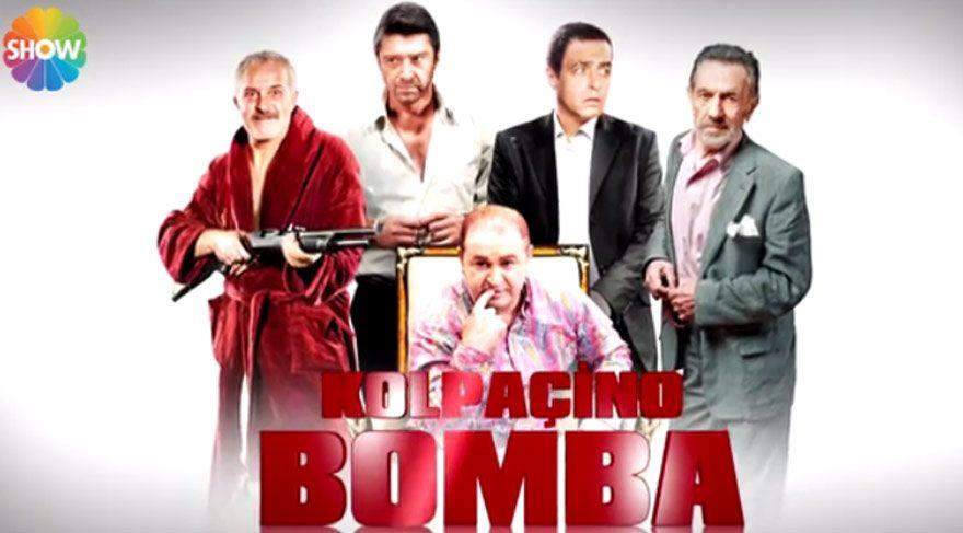 Show TV canlı izle: Yayın akışı (15 Eylül Perşembe 2016) Kolpaçino Bomba izle