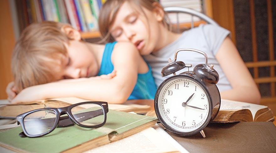 Okulçocuklarında uyku sağlığına dikkat!