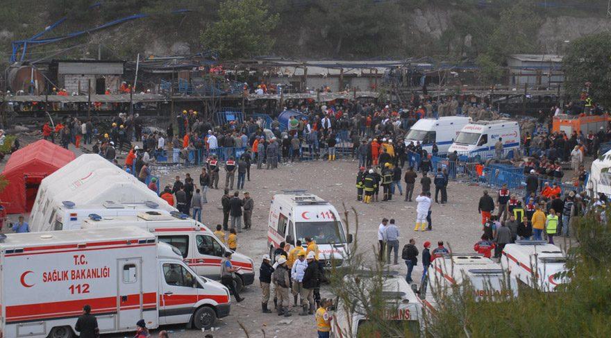 FOTO:DHA/Arşiv - 13 Mayıs 2014 tarihinde meydana gelen faciada 301 madenci yaşamını yitirmişti.