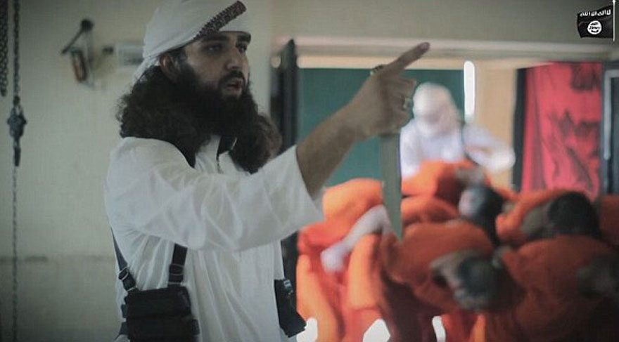 IŞİD'den korkunç infaz videosu