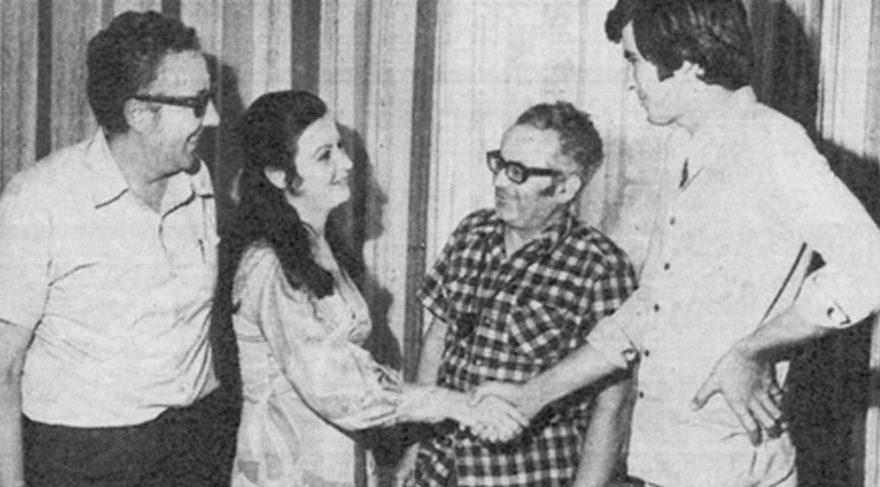 Fatma Girik, Tarık Akan'ın ilk filmini ve o gün yaşananları anlattı