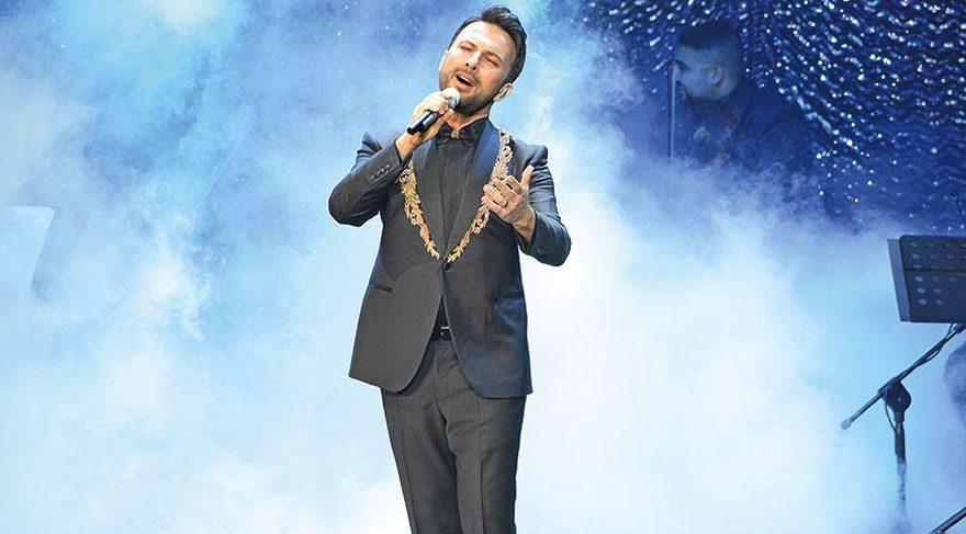 Tarkan'ın 7 konserden kazancı 1.4 milyon TL
