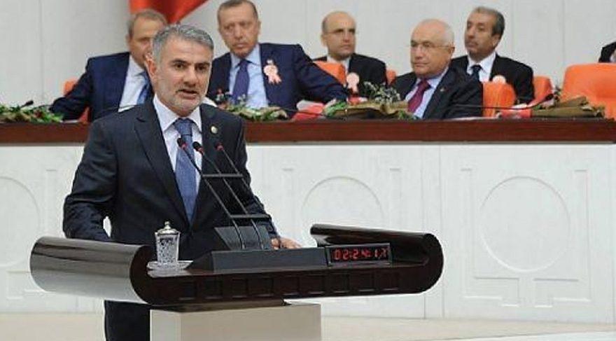 FOTO:SÖZCÜ/Arşiv - AKP'li Tatlı olay yaratan fotoğrafla ilgili yazılı açıklama yaptı.
