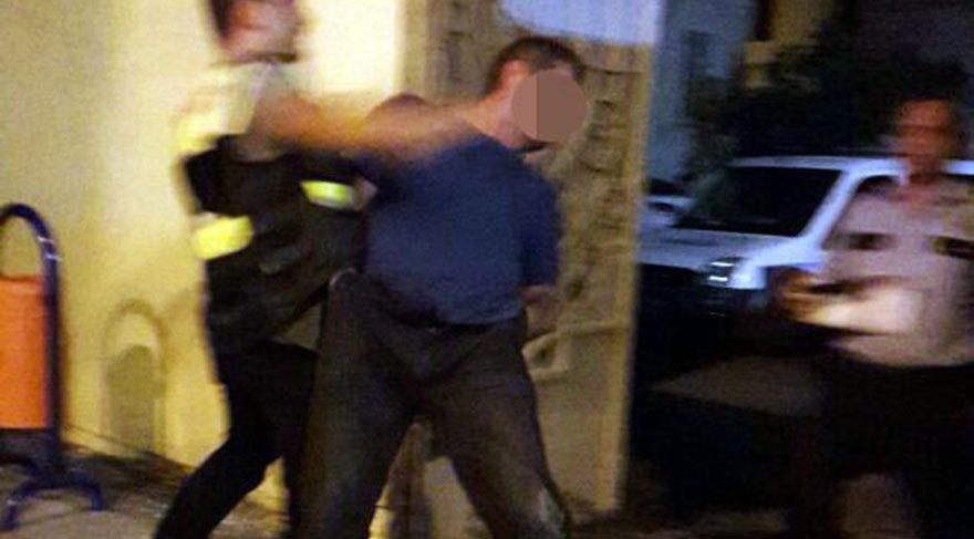 Parkta çocuğa tecavüze kalkışan şüpheli tutuklandı