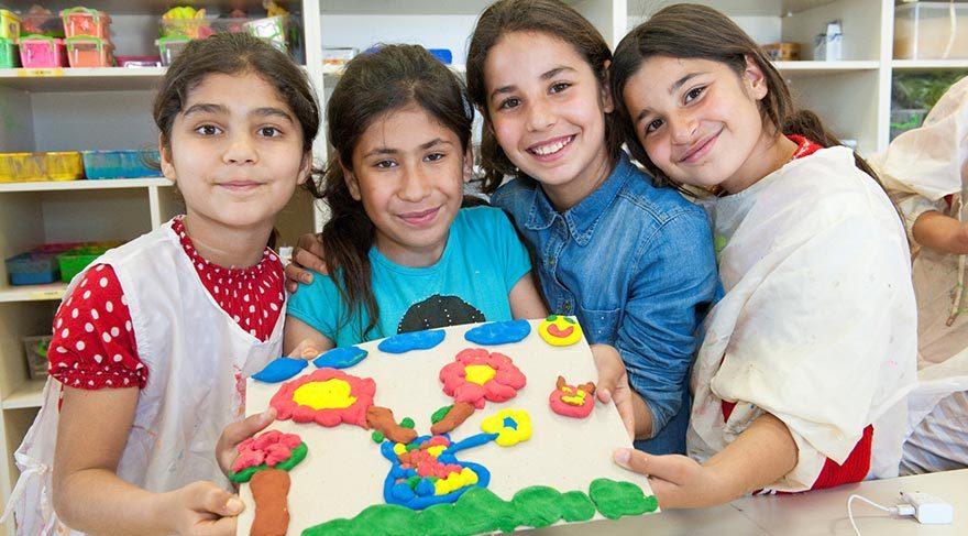 TEGV'de yeni eğitim etkinlik yılı başlıyor