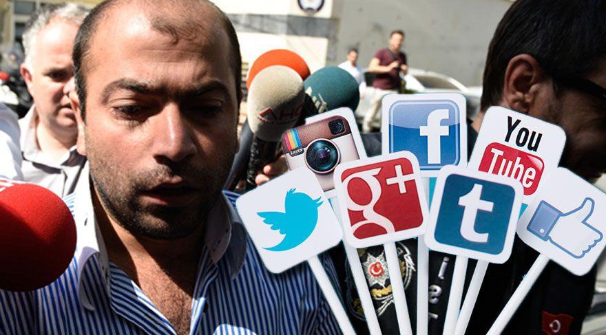 Sosyal medyada Abdullah Ç.'ye tepkiler