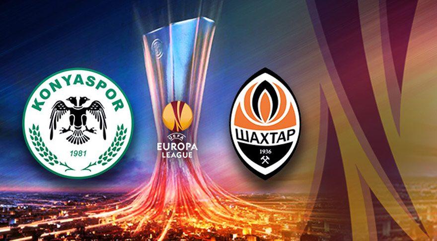 TRT 1 yayın akışı: Konyaspor-Shakhtar Donetsk maçı izle: 15 Eylül Perşembe