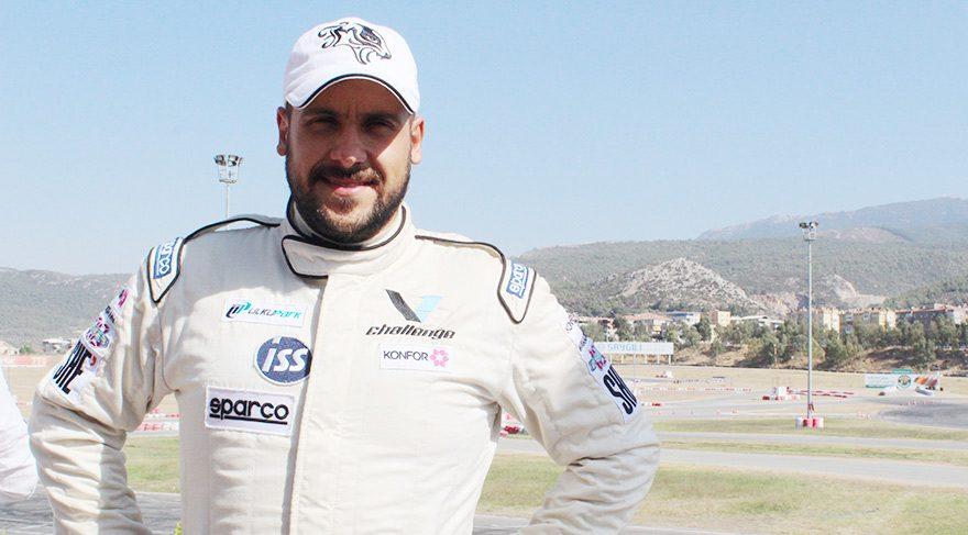 Ümit Erdim'in talihsiz yarışı