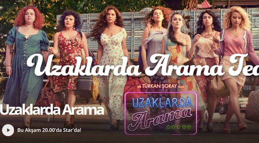 Star TV izle: Yayın akışı (16 Eylül Cuma) Uzaklarda Arama TV'de ilk kez