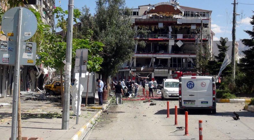 Van'da bayramdaki bombalı saldırının faili 2 PKK'lı öldürüldü