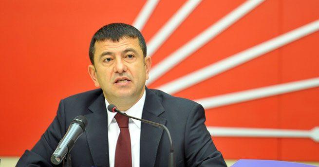 FOTO:DHA/Arşiv - Veli Ağbaba önergesini Meclis Başkanlığı'na teslim etti.