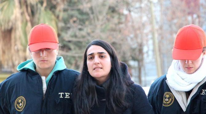 DHKP C'li Dilek Kaya 8 ay sonra serbest bırakıldı