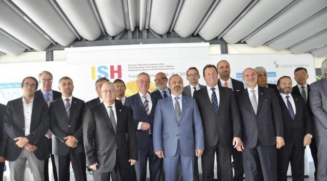 (Görüntülü Haber) Türkiye, ISH'da partner ülke