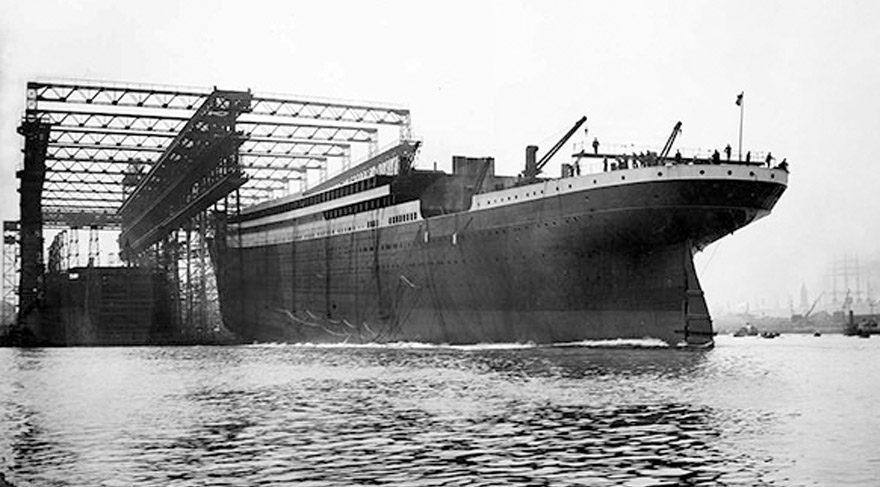 Titanik'in anahtarı 14 F, açık arttırmada