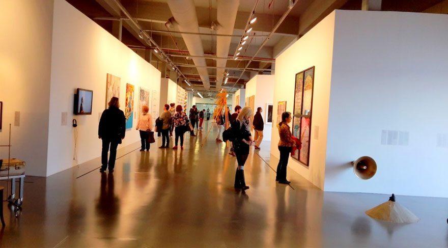 İstanbul Modern'den sanatseverlere özel uygulama