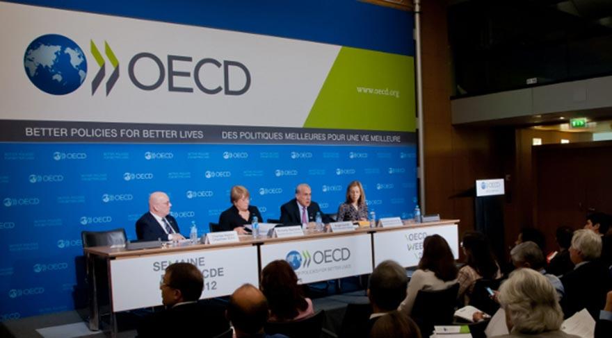 OECD'den kara tablo