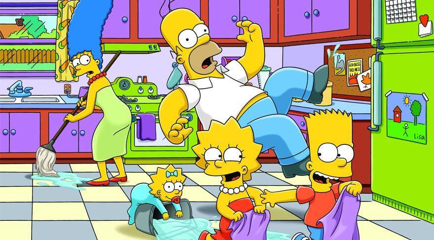 Simpsonlar TV tarihinde rekor kırdı