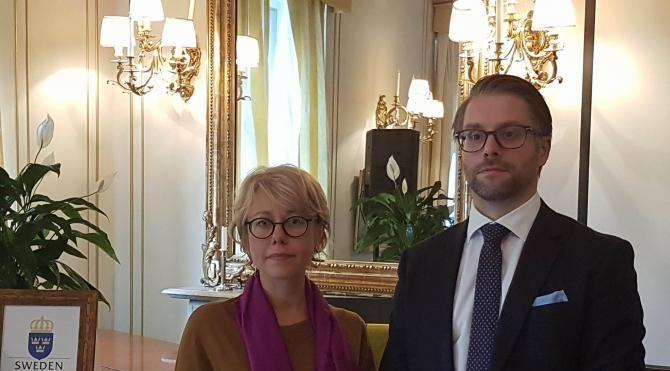 İsveçli firmalar Türkiye'de işçi çıkarmayacak, uzun vadede artıracak