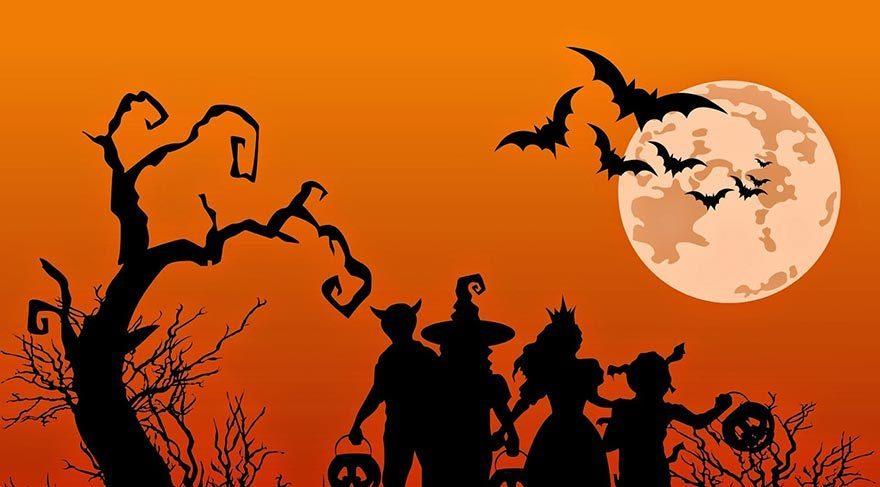 Cadılar bayramı seçimin önüne geçti