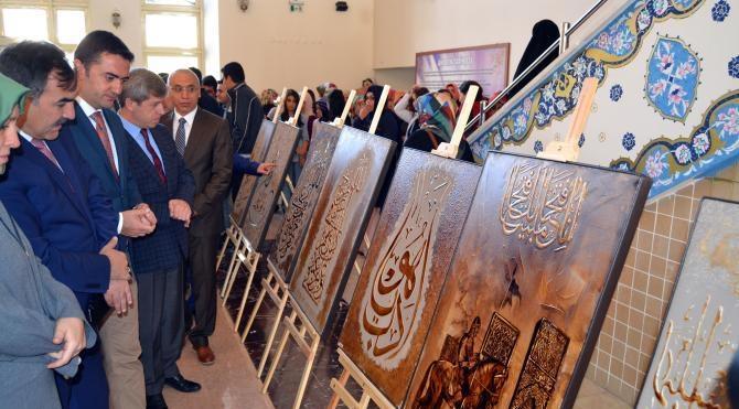 Ahlat'ta yeni bir sanat: Tutkara