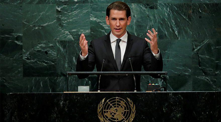 Avusturya Dışişleri Bakanı Kurz: Türkiye'nin AB'ye üye olamayacağından eminim