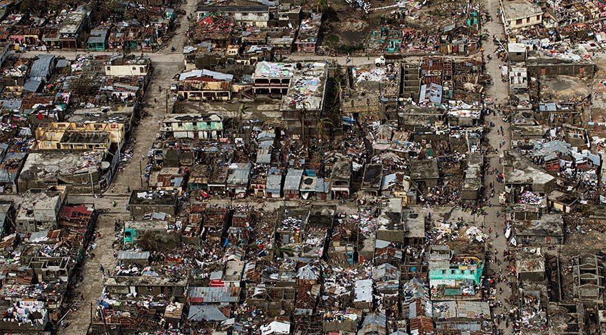 Dünyanın dikkat kesildiği felakette bilanço korkunç!