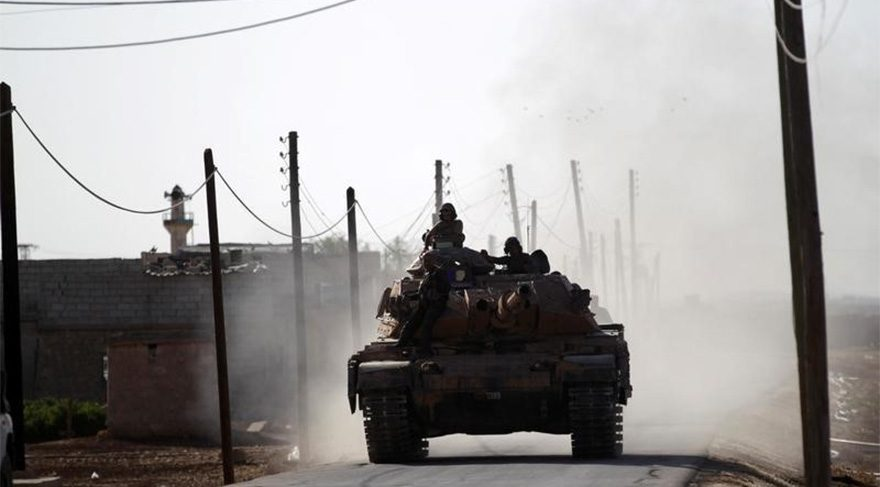 Herkes Musul'a odaklanmışken, Suriye'de Türkiye'yi ilgilendiren gelişme