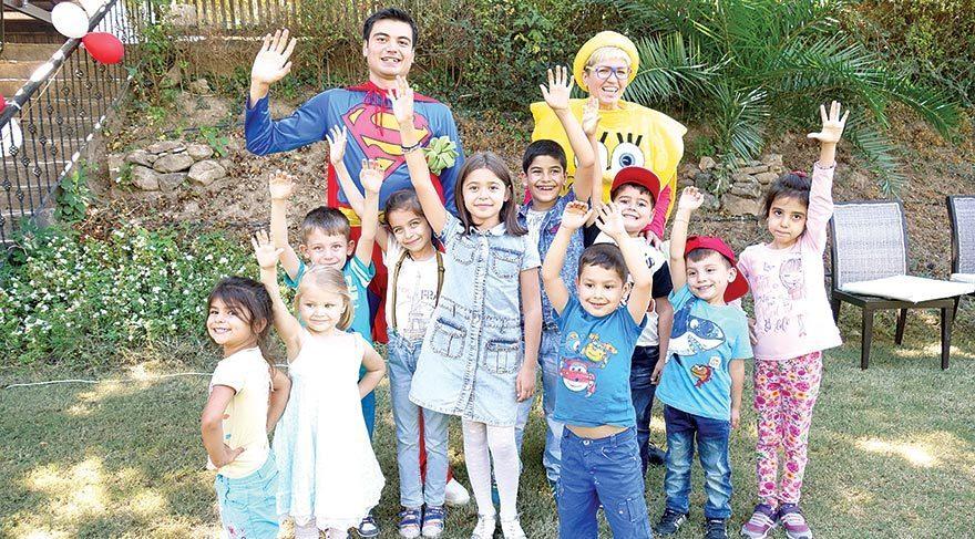 Somalı öğrenciler piknikte buluştu