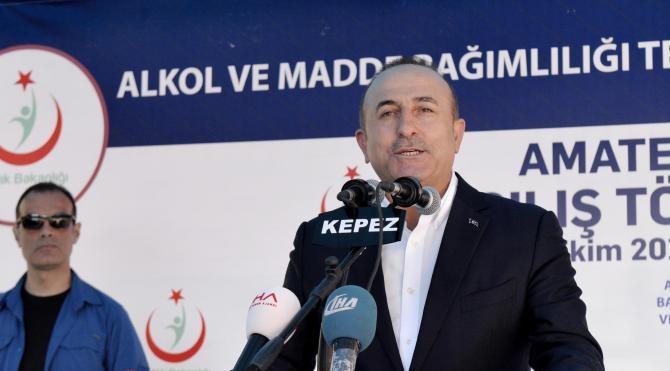 Çavuşoğlu: Malezya 3 FETÖ'cüyü teslim etti, Körfez ülkeleri FETÖ'yü terör listesine aldı (2) Yeniden