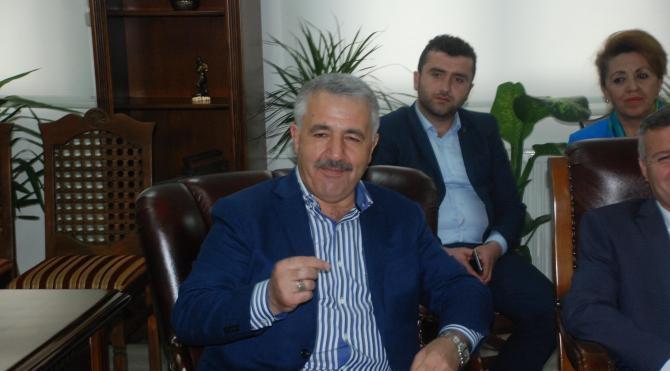 Bakan Arslan: Ilgaz Tüneli'nin adı '15 Temmuz İstiklal Tüneli' olacak