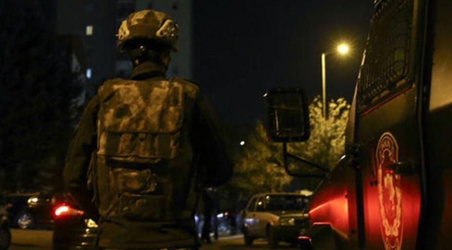 Ankara'da terör operasyonu, IŞİDüyesi terörist ölü ele geçirildi