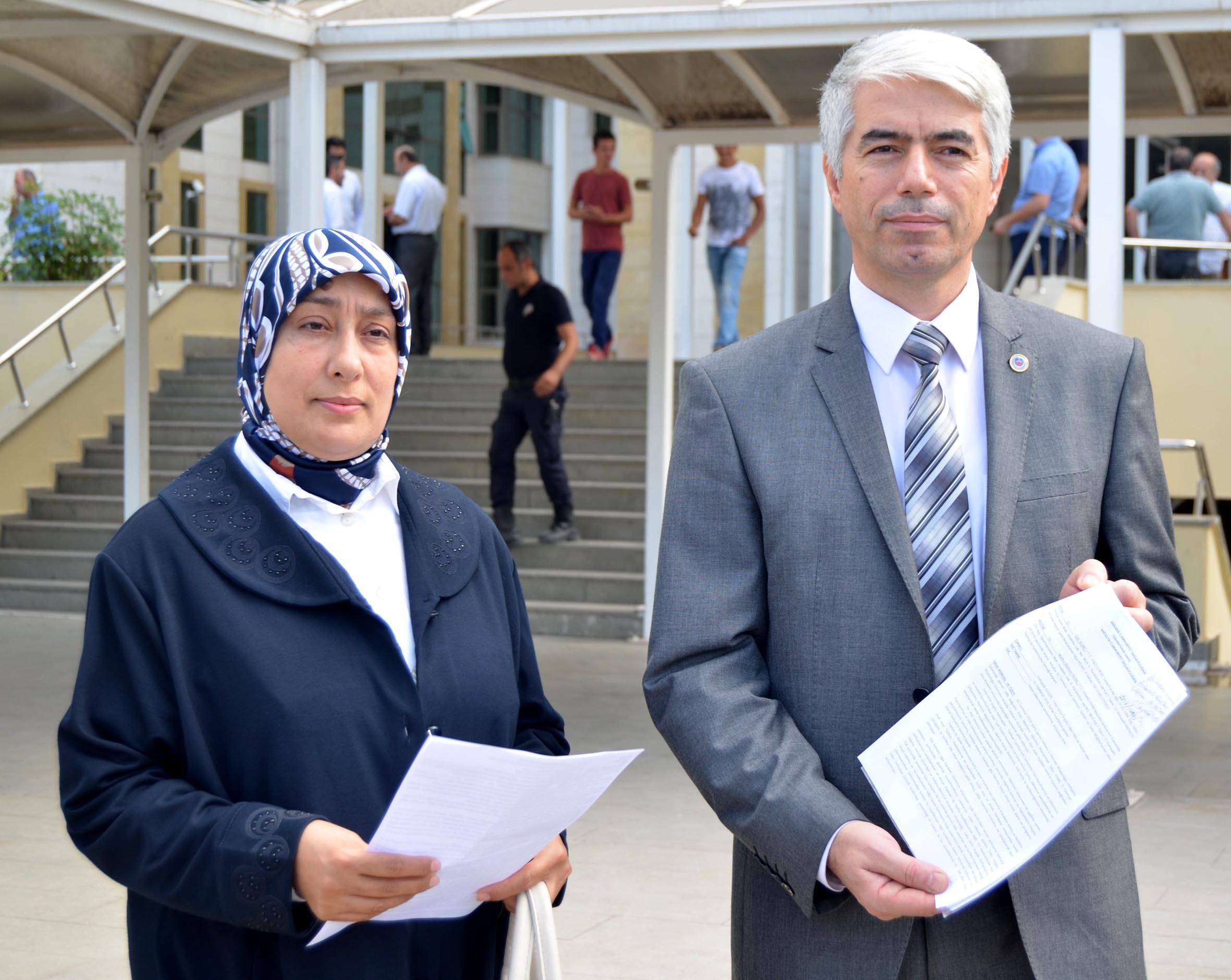 15 Temmuz şehidinin ailesinden Fetullah Gülen hakkında suç duyurusu