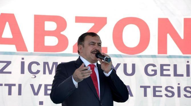 Bakan Eroğlu: Yeşil Yol'a neden karşı çıkılıyor anlamakta zorlanıyorum (2)