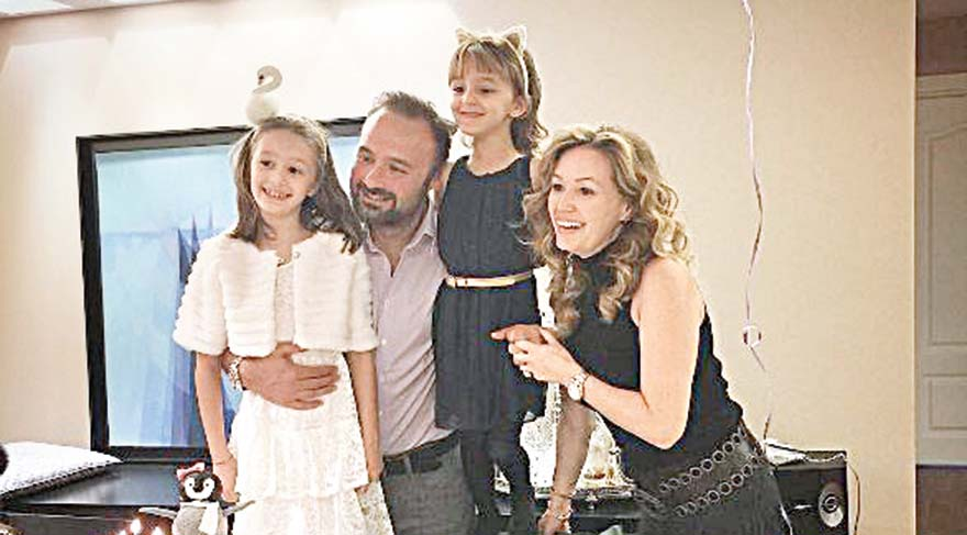 Ailenin prensesi 8 yaşında