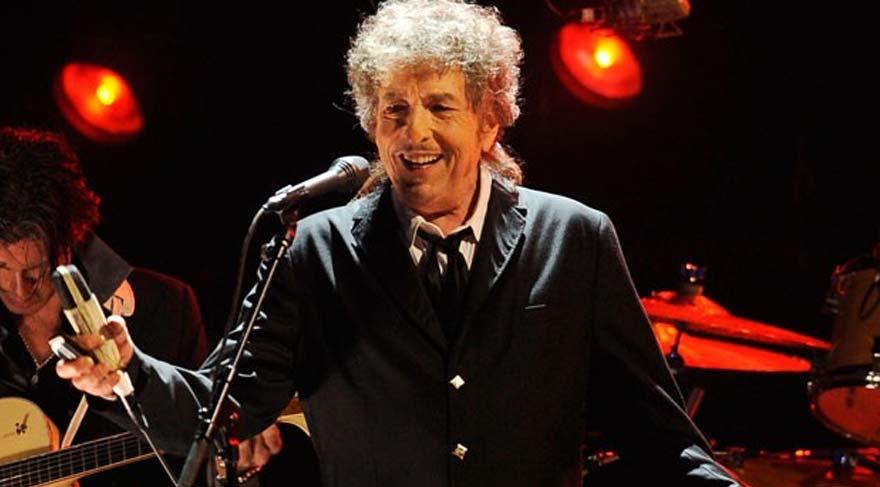 Bob Dylan, Nobel'i 'İnanılmaz' diyerek kabul etti