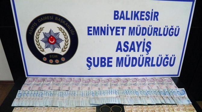 Balıkesir'de telefon dolandırıcılığına 3 tutuklama