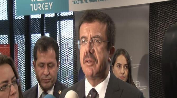 Ekonomi Bakanı Zeybekçi'den enflasyon sepeti açıklaması