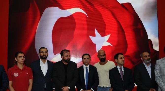15 Temmuz kahramanları Nevşehir'de vatandaşlar buluştu