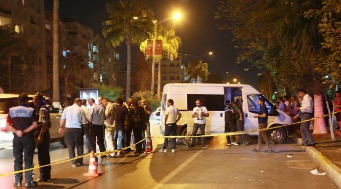 Kavgaya müdahale eden polislere ateş açıldı: 2'si polis 3 yaralı