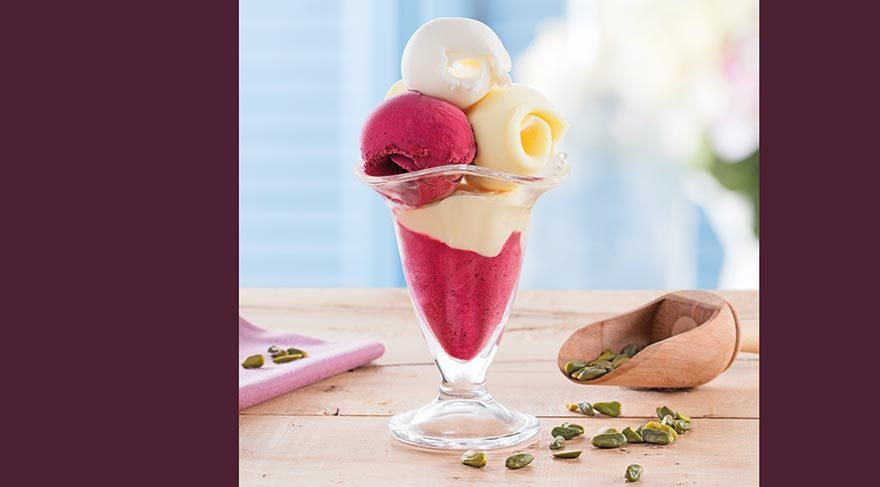Mevsimsiz lezzet dondurma
