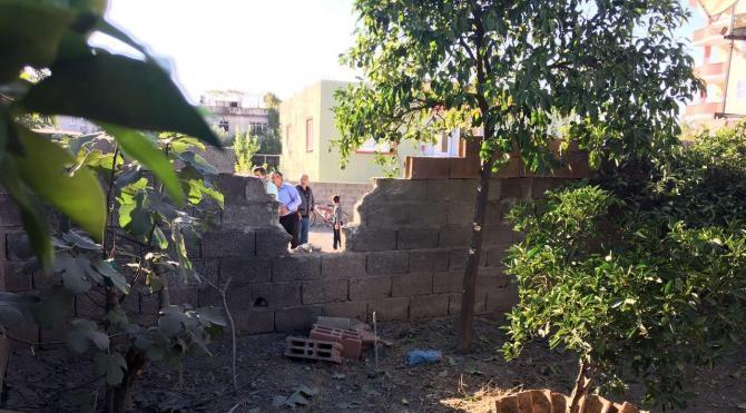 Osmaniye'ye 3 havan mermisi atıldı, anne ile oğlu yaralandı