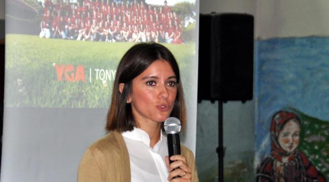 Anadolu'ya Bilim Göçü projesi Tonya'da başladı