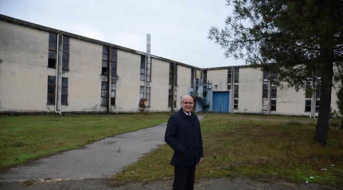 Terme'deki alüminyum fabrikasına yatırımcı bekleniyor