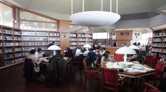 Atatürk Kitaplığı, ' Türkiye'nin en iyi kütüphanesi' seçildi